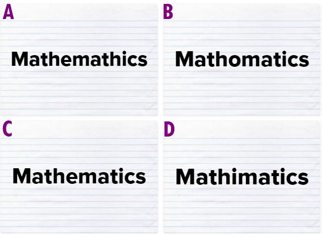 Không hoàn thành bài kiểm tra từ vựng này, bạn thua học sinh lớp 10 - 1