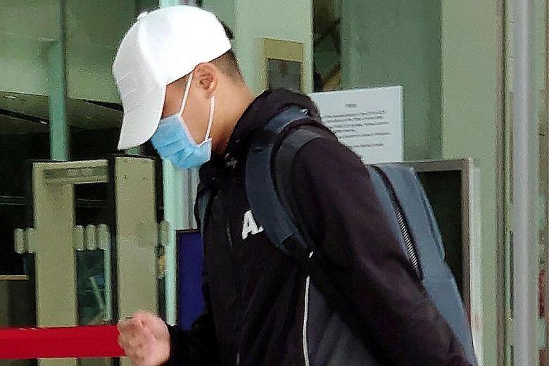 Sinh viên nha khoa Yin Zi Qin đang phải đối mặt với các thủ tục kỷ luật của Đại học Quốc gia Singapore. Ảnh: Straitstimes.