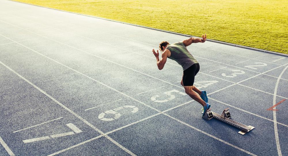Muốn chinh phục các cự ly chạy nhanh nhất, runner phải tập luyện mỗi ngày.