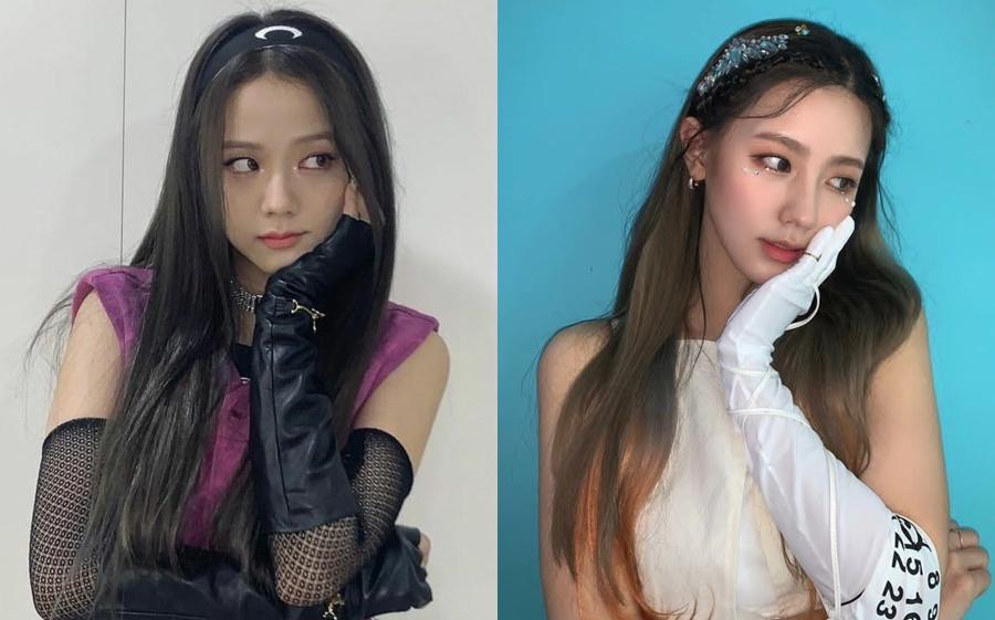 Netizen cho rằng nét đẹp của Ji Soo và Mi Yeon khá tương đồng.