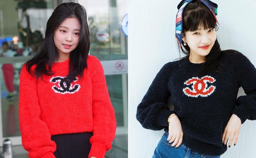 Joy (Red Velvet) bị chỉ trích vì liên tục bắt chước Jennie (Black Pink) - 12