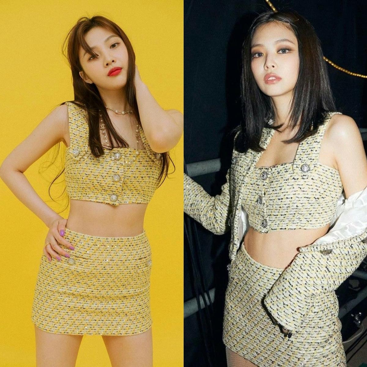 Joy (Red Velvet) bị chỉ trích vì liên tục bắt chước Jennie (Black Pink) - 4