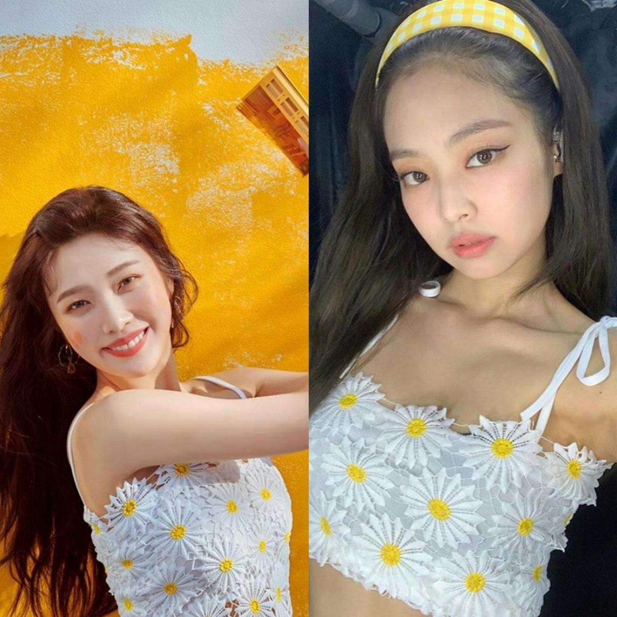 Joy (Red Velvet) bị chỉ trích vì liên tục bắt chước Jennie (Black Pink) - 6