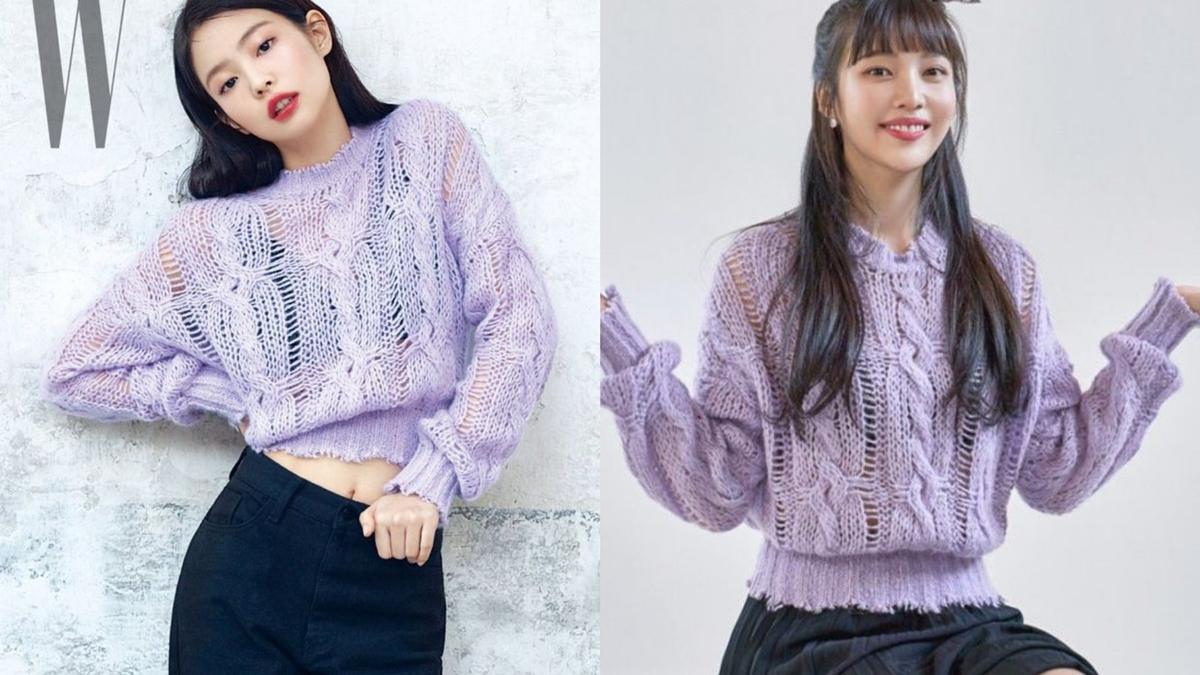 Joy (Red Velvet) bị chỉ trích vì liên tục bắt chước Jennie (Black Pink) - 8