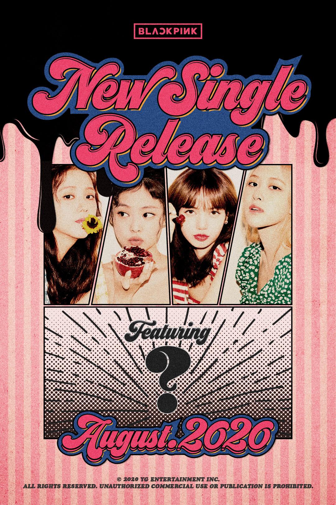 Teaser ca khúc mới của Black Pink.
