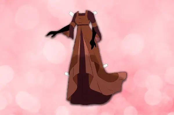 Fan cứng Disney sẽ biết 8 bộ váy này của công chúa nào? - 15