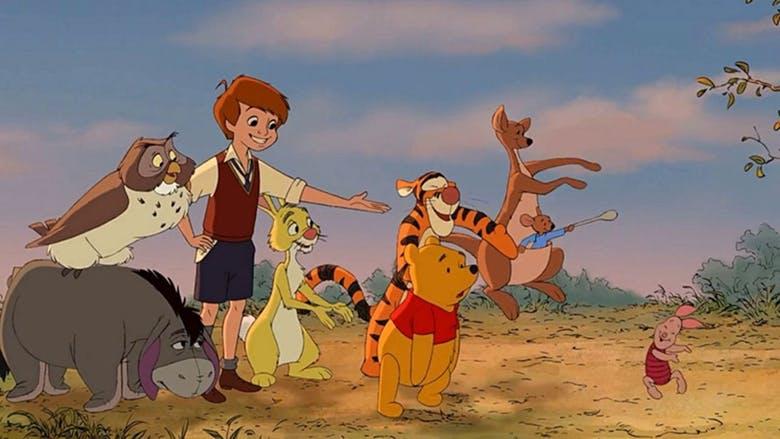 Bạn còn nhớ gì về chú gấu Winnie the Pooh? - 1