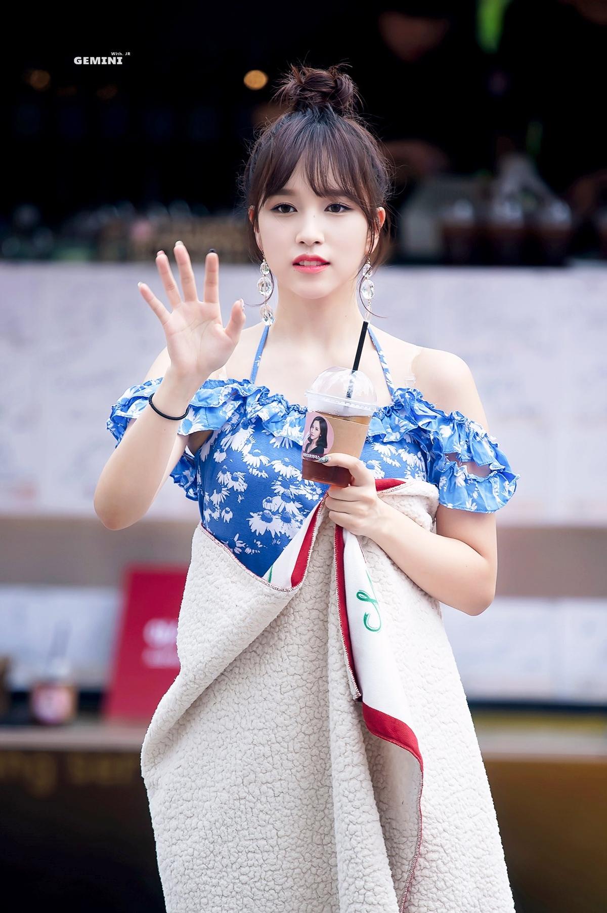 Những bức ảnh chất lượng cao huyền thoại của Mina (Twice) - 12