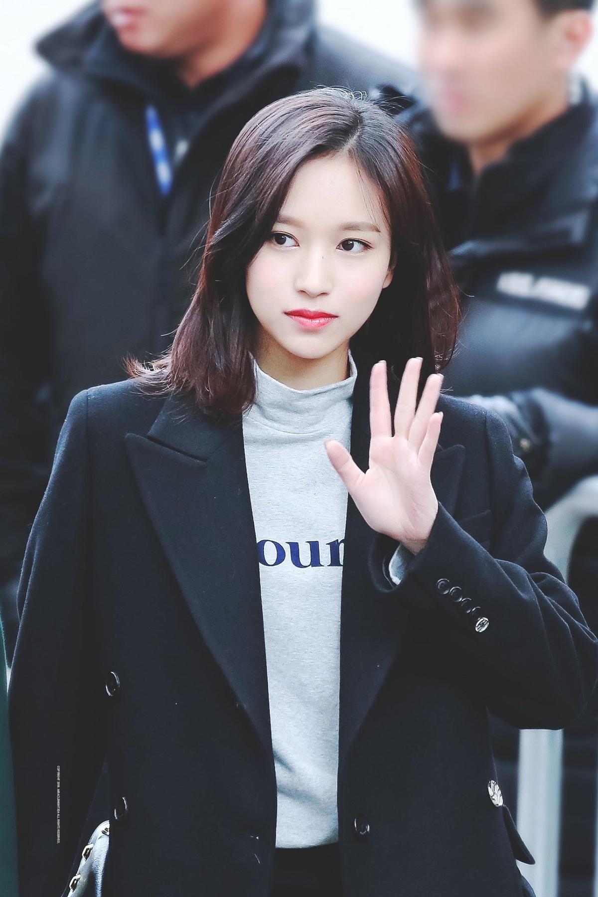 Những bức ảnh chất lượng cao huyền thoại của Mina (Twice) - 16