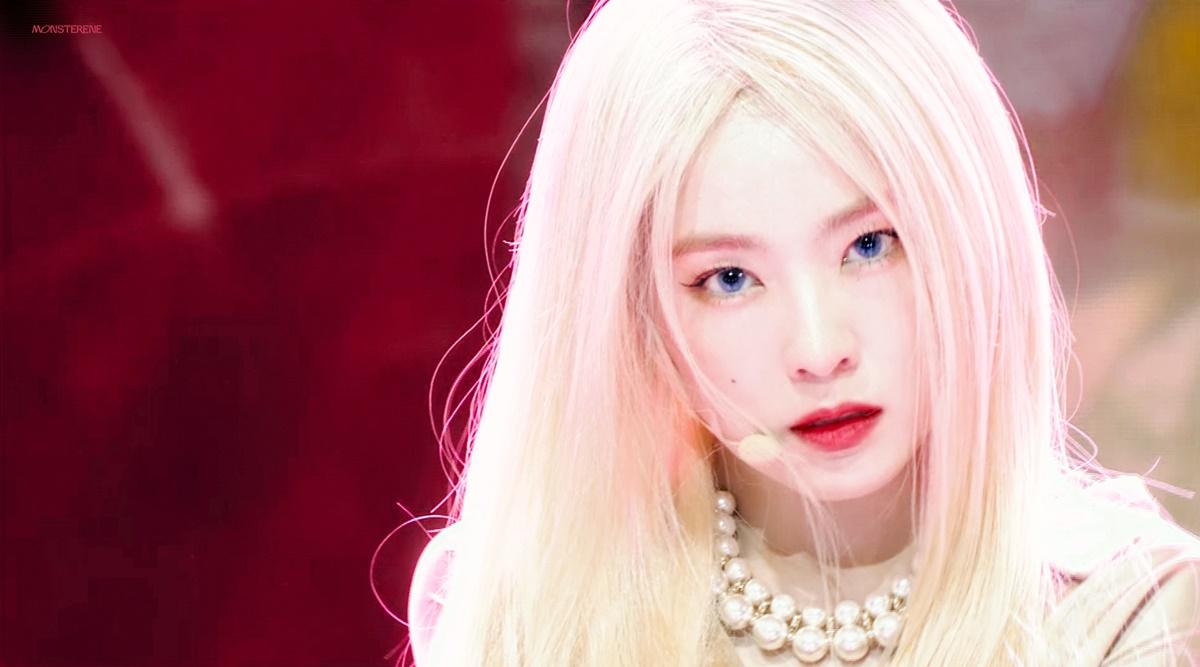 2 bộ tóc giả thảm họa cũng không dìm nổi visual của Irene