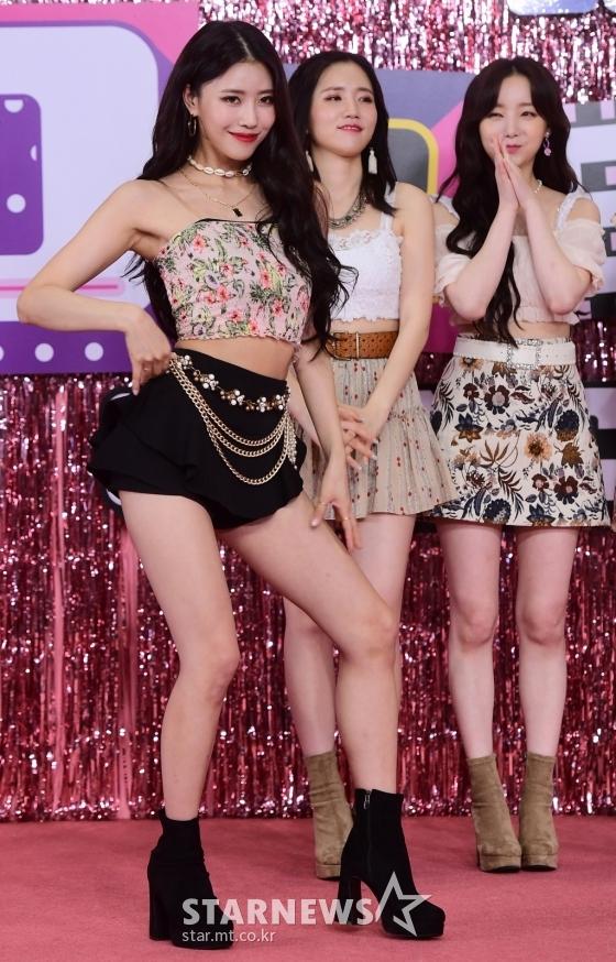 Thảm đỏ Dream Concert: Lia khoe bờ vai trứ danh bên Cha Eun Woo - 22