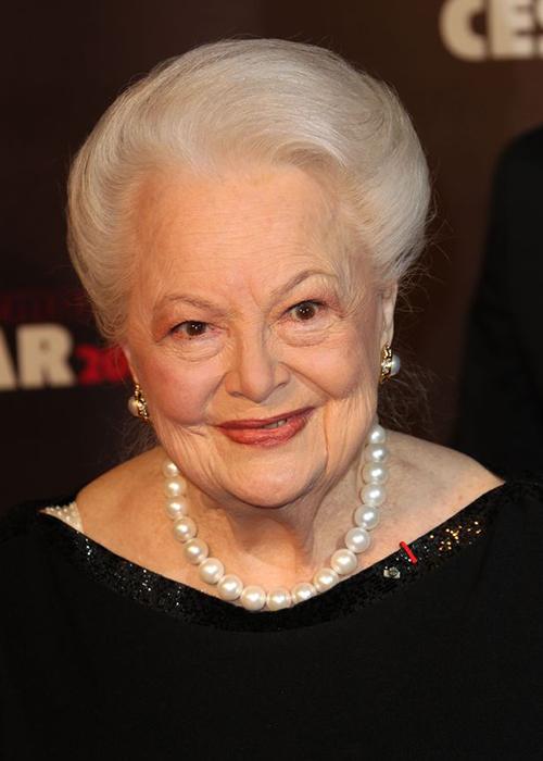 Hình chụp nữ diễn viên năm 2011 tại lễ trao giải César lần thứ 36. Ảnh: WireImage.