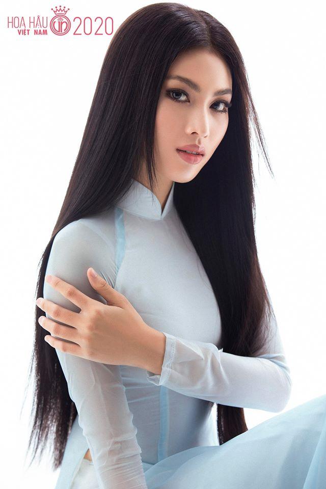 Trong những hồ sơ đầu tiên đăng ký Hoa hậu Việt Nam 2020, Nguyễn Lê Ngọc Thảo là cái tên đang gây chú ý với lượt tương tác lớn trên fanpage cuộc thi. Người đẹp sinh năm 2000 đến từ TP HCM, đang là sinh viên năm hai của Đại học HUTECH.
