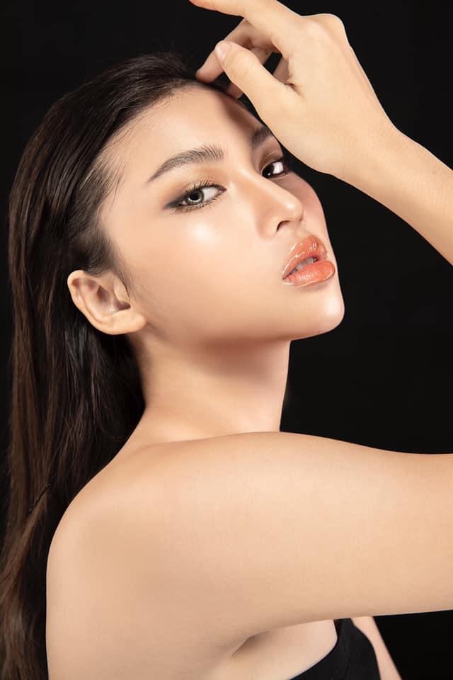 Mỹ nhân 10x gây sốt Hoa hậu Việt Nam với đôi chân 111 cm - 7