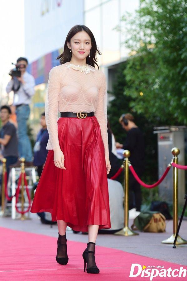 8 trang phục phản cảm nhất tại các lễ trao giải Hàn Quốc - 8