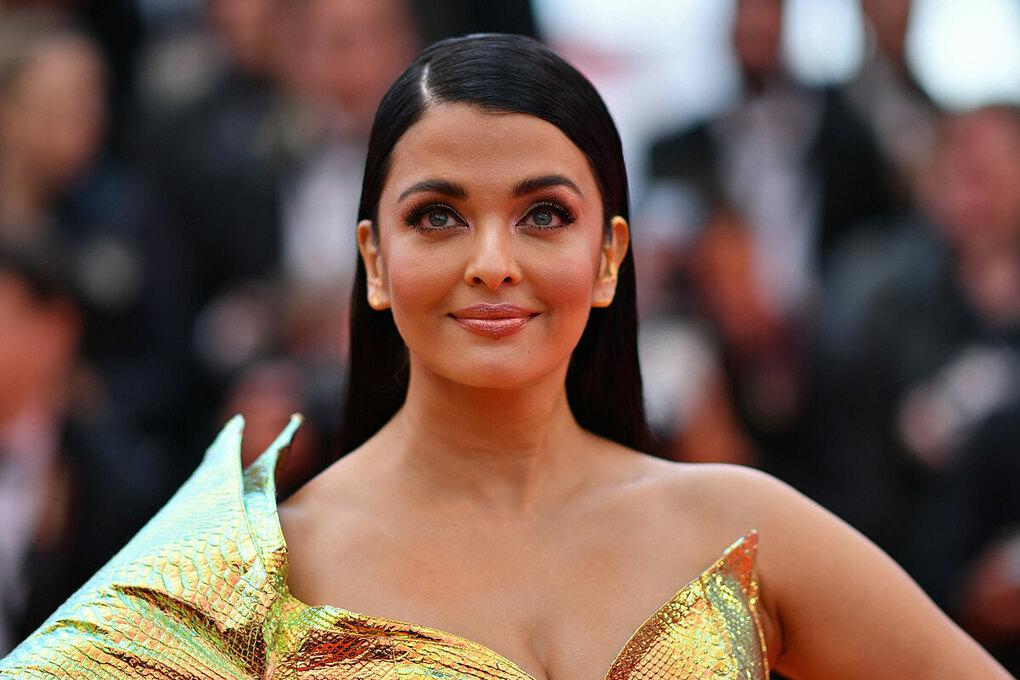 Hoa hậu Ấn Độ Aishwarya Rai.