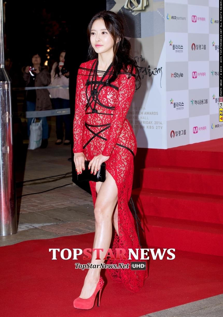 8 trang phục phản cảm nhất tại các lễ trao giải Hàn Quốc - 4
