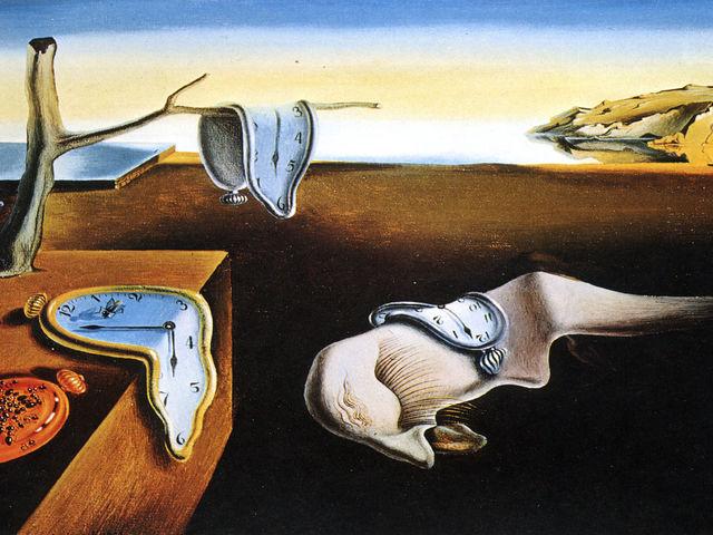 Sự dai dẳng của ký ức của Salvador Dali