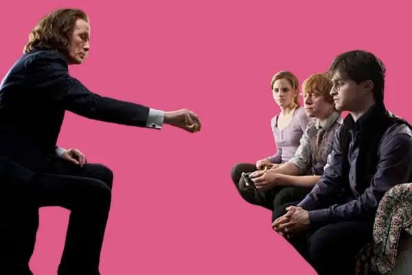 8 thử thách cực dễ dành cho fan cứng của Harry Potter - 2