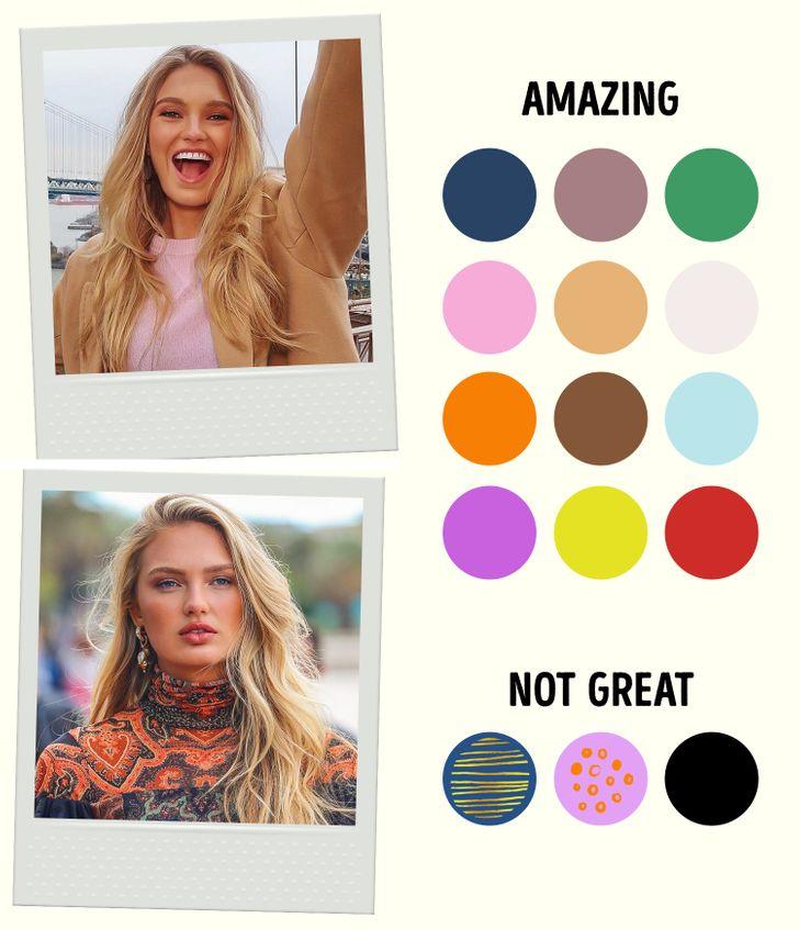 Cách phối đồ phù hợp với màu tóc cho hội con gái - 5