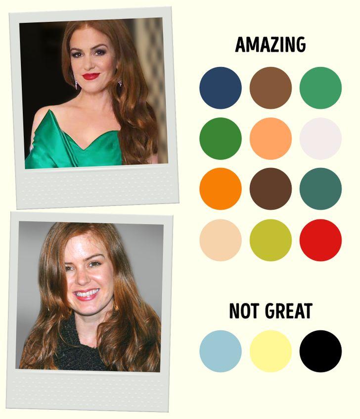 Cách phối đồ phù hợp với màu tóc cho hội con gái - 9