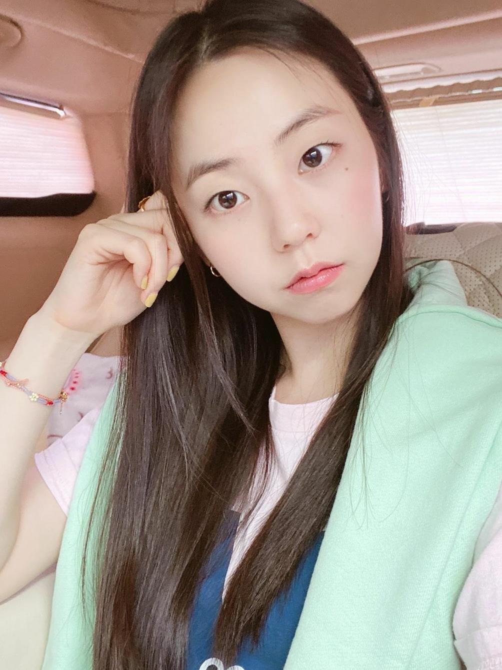 Đôi môi cuốn hút đã trở thành thương hiệu đặc trưng của Ahn So Hee (cựu thành viên Wonder Girls). Cô là một trong những visual được yêu thích nhất của Kpop thế hệ 2.