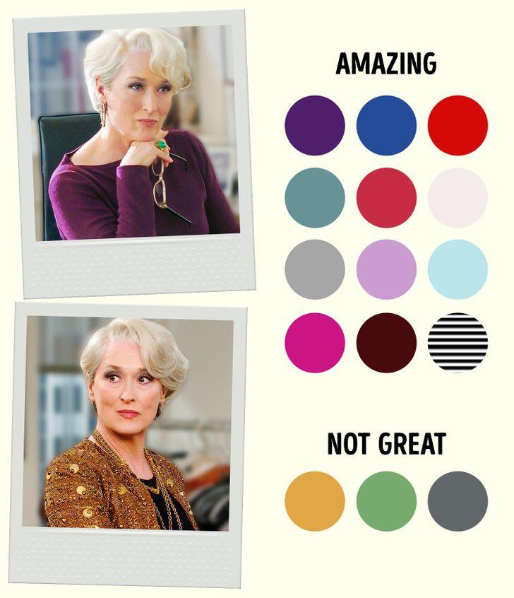 Cách phối đồ phù hợp với màu tóc cho hội con gái - 17