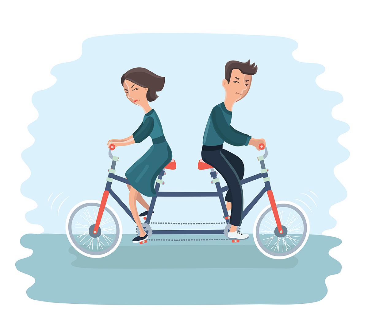 Đàn ông không thích phụ nữ ranh mãnh, điều khiển tâm trí họ. Ảnh: Shutterstock.