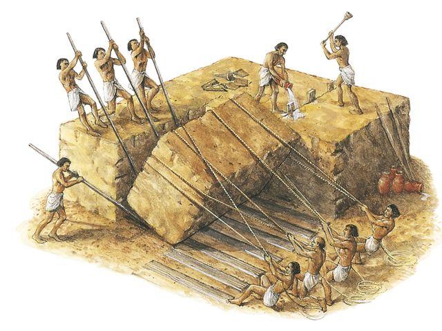 Bạn biết bao nhiêu về kim tự tháp Giza? - 3