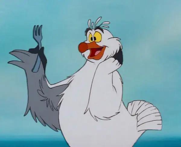 6 chú chim này xuất hiện trong phim Disney nào? - 3