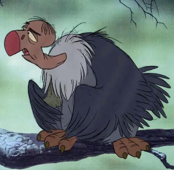6 chú chim này xuất hiện trong phim Disney nào? - 9