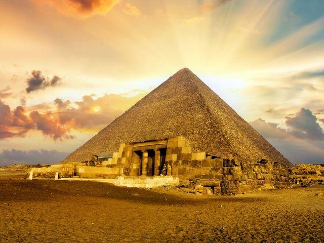 Bạn biết bao nhiêu về kim tự tháp Giza? - 9