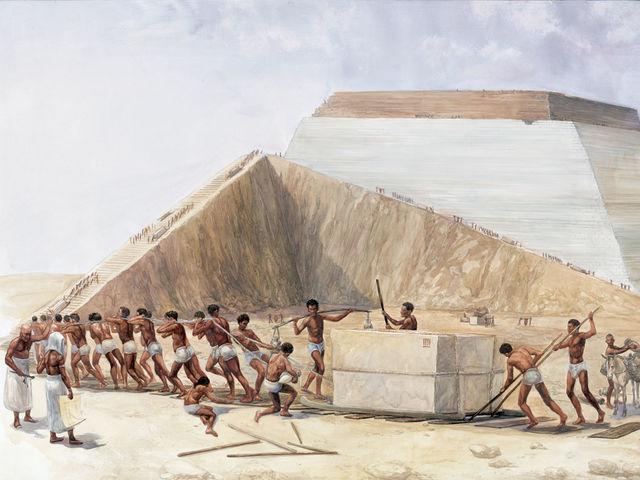 Bạn biết bao nhiêu về kim tự tháp Giza? - 11