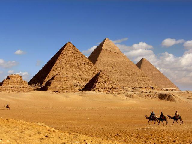Bạn biết bao nhiêu về kim tự tháp Giza? - 13