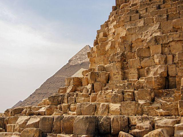 Bạn biết bao nhiêu về kim tự tháp Giza? - 15