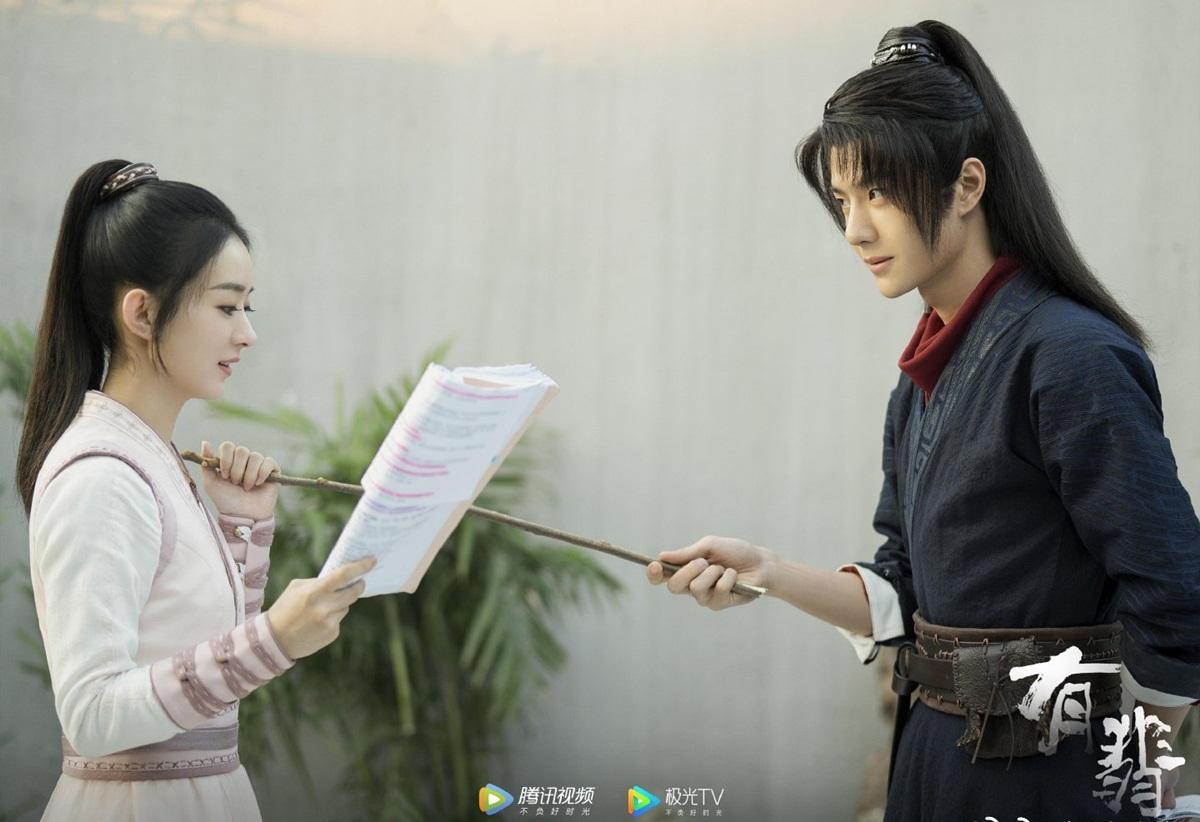 Phim của Tiêu Chiến được khán giả Trung Quốc mong đợi nhất - 1