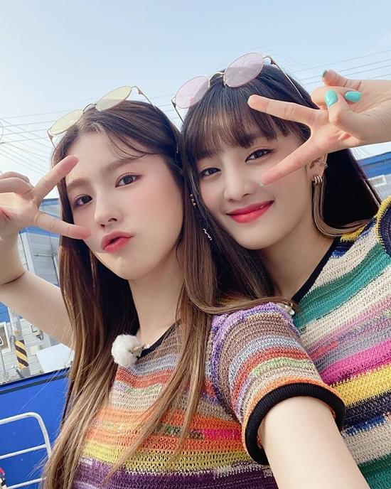 Mi Yeon và Minnie (G)I-DLE
