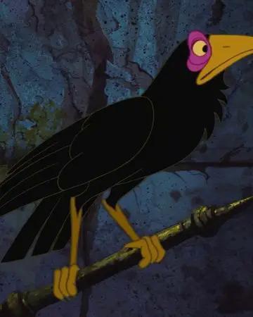 6 chú chim này xuất hiện trong phim Disney nào? (2) - 9