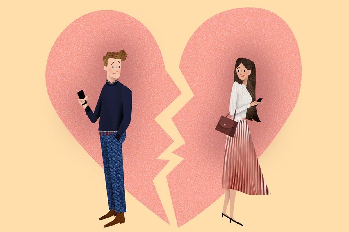 5 sai lầm khiến chuyện chia tay trở nên tồi tệ - 1