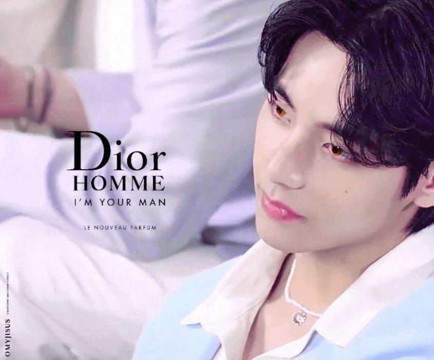 V (BTS) gây bão với ánh mắt sát thương trong video quảng cáo - 6