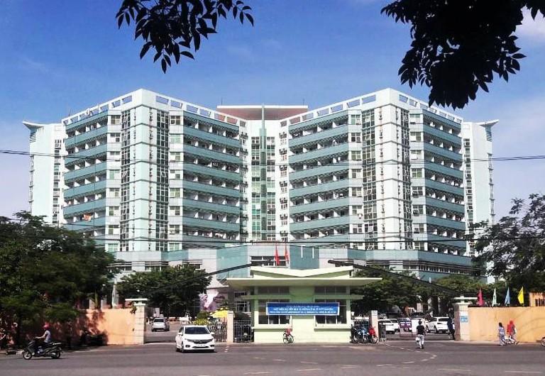 Bệnh viện phụ sản Nhi Đà Nẵng.