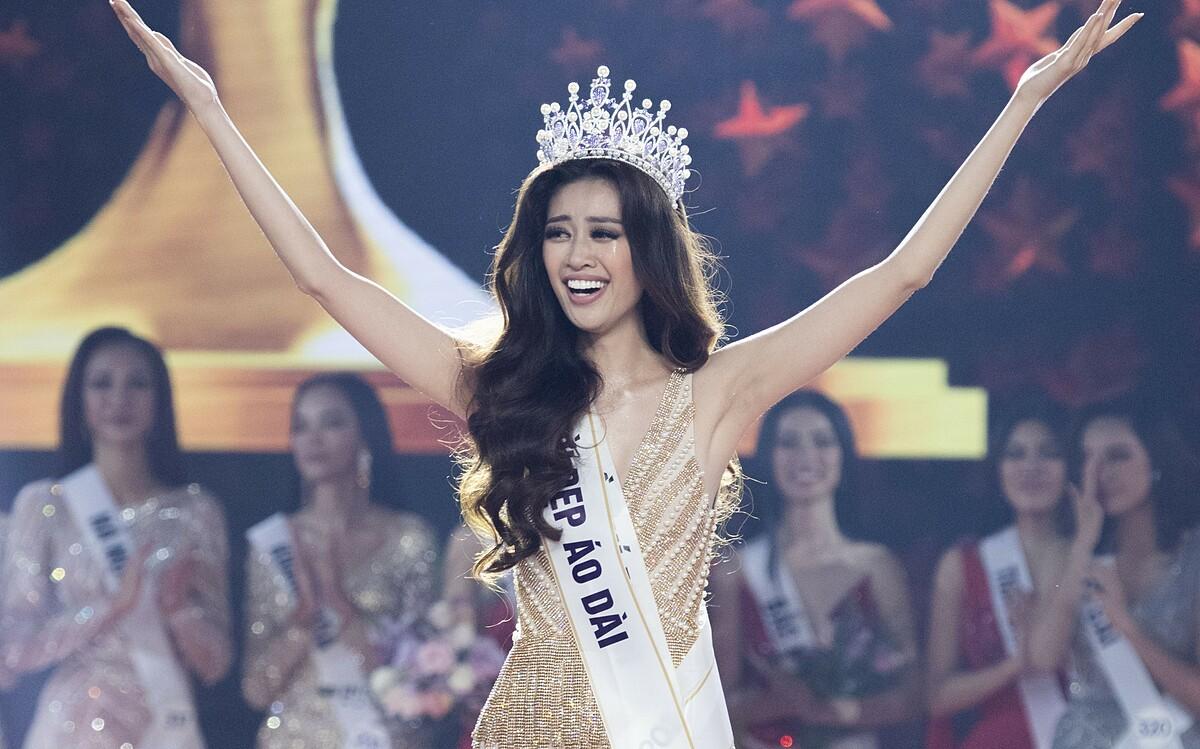 Khánh Vân có thêm thời gian chuẩn bị cho Miss Universe 2021.