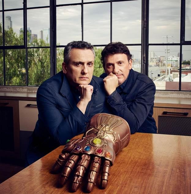 Anh em nhà Russo đứng sau sự thành công của Avengers.