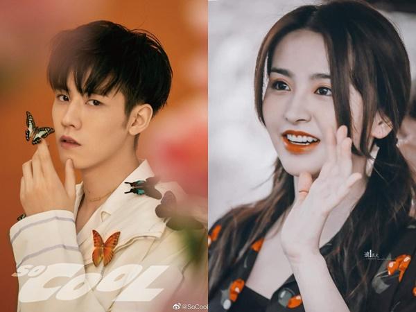 Nhậm Hào và Kim Tử Hào là 2 idol được yêu thích ở Cbiz.