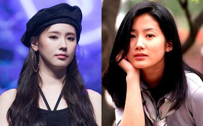Shim Eun Ha sinh năm 1972, từng là một trong những diễn viên nổi tiếng của thập niên 90. Cô xuất hiện trong những phim ăn khách như Cú nhảy cuối cùng, Giáng sinh tháng 8...