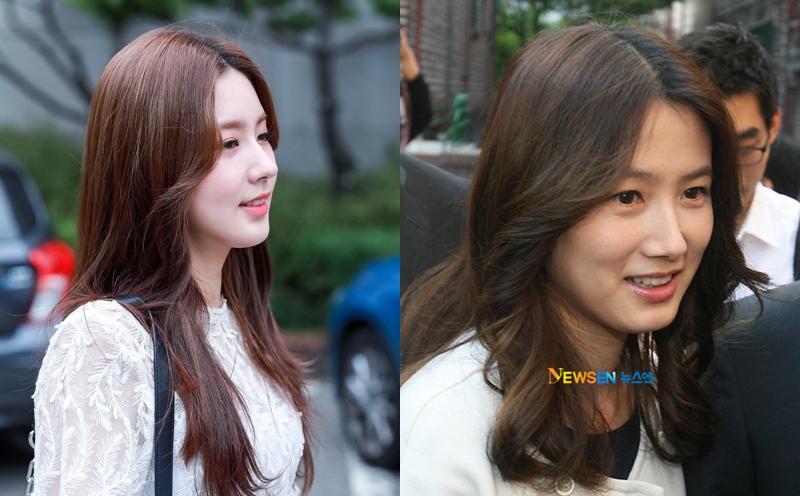 Nhan sắc gợi nhớ tình đầu quốc dân của Mi Yeon (G)I-DLE - 6