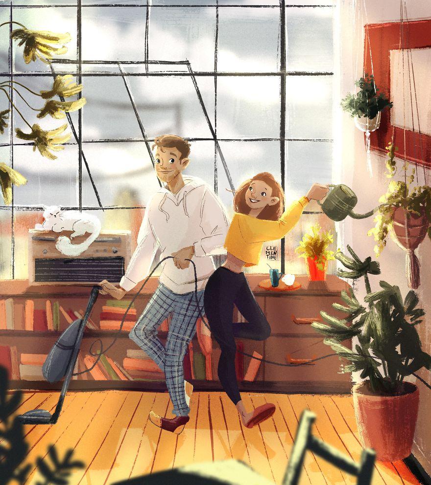 Những ngày giãn cách xã hội, chúng ta sẽ có nhiều thời gian chăm chút cho ngôi nhà của mình.