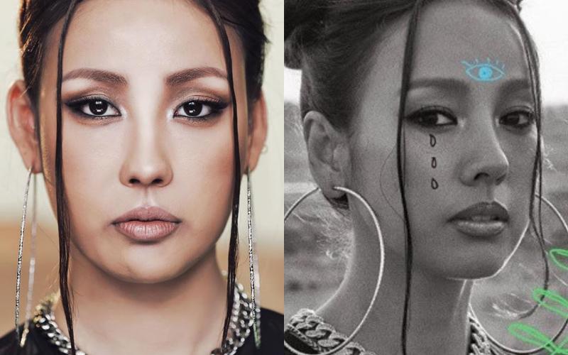 Mới đây, Risabae khiến netizen xôn xao với màn cosplay Lee Hyori. Từ cách trang điểm sắc lạnh, phần nhân trung dài cho đến đôi môi của nữ chuyên gia makeup đều gây liên tưởng đến bản gốc. Ngay cả chị đại Lee Hyori cũng phải vào Instagram của Risabae để khen ngợi tài năng trang điểm của cô.