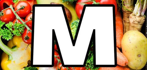Thánh từ vựng thử thách đọc tên các loại rau, củ (2) - 2