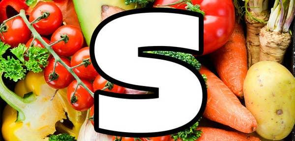 Thánh từ vựng thử thách đọc tên các loại rau, củ (2) - 10